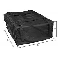 Large Capacity PVC Coated Nylon Roof Top Cargo Bag / Roof Rack Storage Bag Manufactures