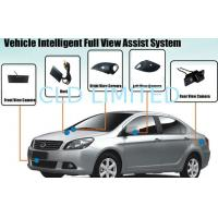 IP67 Birds Eye View Camera System / Car Reverse Camera For Ford Focus Sedan Manufactures