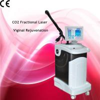 Stationary Style and vaginal reconstruction laser Fractional Co2 laser 30Q RF tube Manufactures