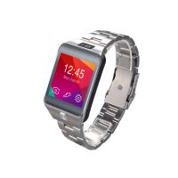 Android & IOS Heart Rate Smart Watch Stainless Steel Selectable Watchband Manufactures