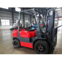Quality Gas Engine Powered Pallet Truck Type LPG Forklift 3000kg Loading Capacity for sale