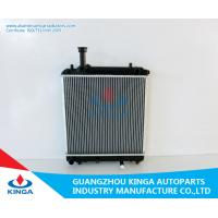 Fin Tube Water Cool Type Suzuki Radiator For A - Star 2005 Manual Transmission Manufactures