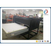 Quality Semi Automatic Large Format Heat Press Machine With Dual Station / Double for sale
