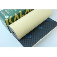 SGS Test Sound Absorbing Foam 50mm Black Waterproof Soundproof Material For KTV Manufactures