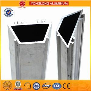 China T5 , T6 Temper Heatsink Extrusion Profiles / Aluminum Window Frame Profile on sale