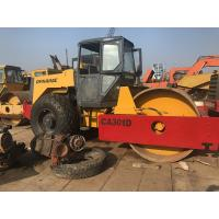 China Self Propelled Vibratory Used Road Roller Dynapac CA301 2005 Year Road Construction Machinery on sale