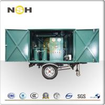 Vacuum Pump Transformer Oil Purification Machine VFD Mobile Trailer Manufactures