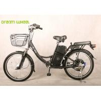 24 Inch Electric Bicycle Pedal Assist , Electric Assist Scooter For Adult And Child for sale