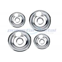 Durable Steel Stove Top Drip Pan Gas Burner Drip Bowl For BBQ Industrial Manufactures