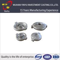 China Surface Polished Ss Investment Casting , Lost Wax Casting Parts OEM / ODM Acceptable on sale
