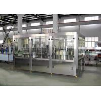 Red Wine Bottle Automatic Filling Capping And Labelling MachineHigh Precision Manufactures