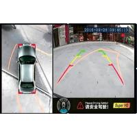 Night Vision HD DVR Car Camera, 360 Degree  Bird View Parking System  with Wide View Angle. Manufactures