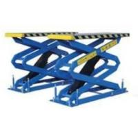industrial Small electric lift / fixed electric scissor mobile Lifting Platform CE height 5m 7m Manufactures
