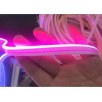 One LED Cut 10MM Cut Silicone LED Neon Flex Rope Light , Ultra Short Cut Neons Manufactures