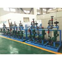 Whole Set Chemical Dosing Pump System , Dosing Pump For Water Treatment Plant Manufactures