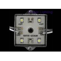 Buy cheap High power 12V DC / SDM3528 / 0.3W / RGB SMD LED Module Ce & RoHs approval from wholesalers