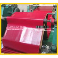 China Red Rubber Sheet 75 Durometer on sale