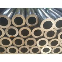Alloy Precision Seamless Steel Pipe Carbon Steel Mateiral For Heat Exchanger Manufactures