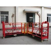 China Durable Electric Window Cleaning Platform Corrosion resistance for installation billboard on sale