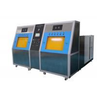Two Chamber Vacuum Helium Leak Testing Equipment for Automotive Air Conditioning Components Manufactures