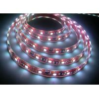 LPD8806 Color Changing Flexible Led Rope Light 10w /M , Lifespan 50000hrs Manufactures