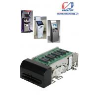 IC Motorized Card Reader With PSAM Board And LED , Magnetic Stripe Card Reader Manufactures