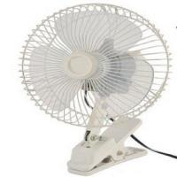 Electric Rechargeable Portable Fan , 12v / 24v Electric Cooling Fans For Cars Manufactures