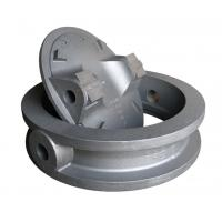 Flanged Butterfly Valve Body Casting Double Sand Casting Iron QT450-10 Manufactures