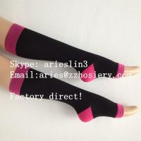 Fancy Open Toe 14-20mmhg Compression stocking sock Manufactures