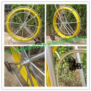 Quality HPDE reel rodder,Fibre glass mini coil/AMAC 'Speed Rod' for sale