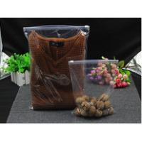 Transparent Plastic Food Storage Bags HDPE / LDPE Material LSZ111809 Manufactures