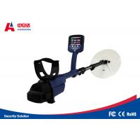 ZVT Gold Detector Scanner , Professional Metal Detectors For Gold And Silver Manufactures
