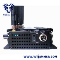 Bluetooth Wif i2.4g 5.2g 5.8g Wireless Signal Jammer with extra Omni-directional Antenna Manufactures