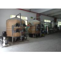 Reverse Osmosis Ion Exchange Filtration System 30TPH 250 RO Drinking Water Purifier Manufactures