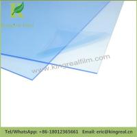 0.03mm-0.20mm Thickness Blue Adhesion Surface Protective Acrylic Sheet Protection Film Manufactures