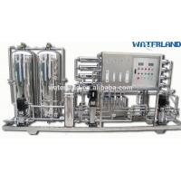 Quality SS Reverse Osmosis Water Purifier System , Industrial Water Purification Equipment for sale