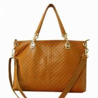China T/C Lining Crossbody Leather Bags For Women Spring Shopping / Dating on sale