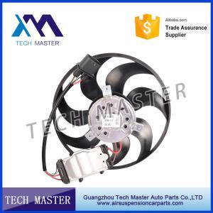 Automotive Cooling Fan For Audi Q7 Touarge Porsche Radiator Cooling Fan 7L0959455F Manufactures