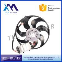 Radiator Cooling Fan Assembly For Audi Q7 For Touarge Porsche Cooling Fan 7L0959455G 7L0959455F Manufactures