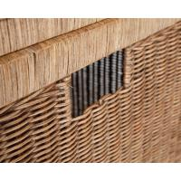 Nature Fancy bamboo basket for picnic Manufactures