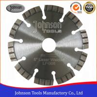 125mm Reinforced Concrete Diamond Saw Blades with High Cutting Life Manufactures