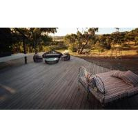 Perfect quality lightfast outdoor wooden decking Manufactures