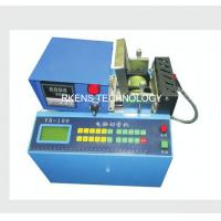 High Accuracy Braided Automatic Tape Cutting Machine Multiple Usage Easy Operation Manufactures