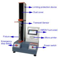 Automatic Tabletop Material Electric Digital Universal Tensile Testing Machine Manufactures