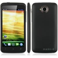 China 16GB 4.5 Inch Capacity Screen WCDMA+GSM GPS WiFi Android 4.0 3G Wifi GPS Mobile Phones on sale