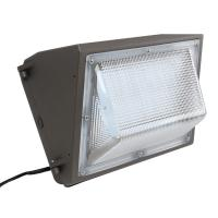 High Heat Dissipation Led Dusk To Dawn Wall Pack Light For Security Lighting