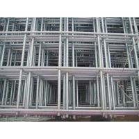 Eelctro Galvanized Welded Wire Mesh Panels Alkali Resistant For Construction Manufactures
