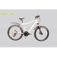 Buy cheap Pedal Assist High Level Electric Powered Mountain Bike 36v Lithium Battery Hide In Frame Tube from wholesalers