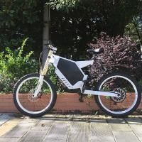 72V 5000W Electric Assist Mountain Bike With 72V 26Ah Lithium Ion Battery