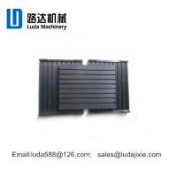 Customizeddurable rail rubber pad for prestressed concrete sleeper railway track fastening Manufactures
